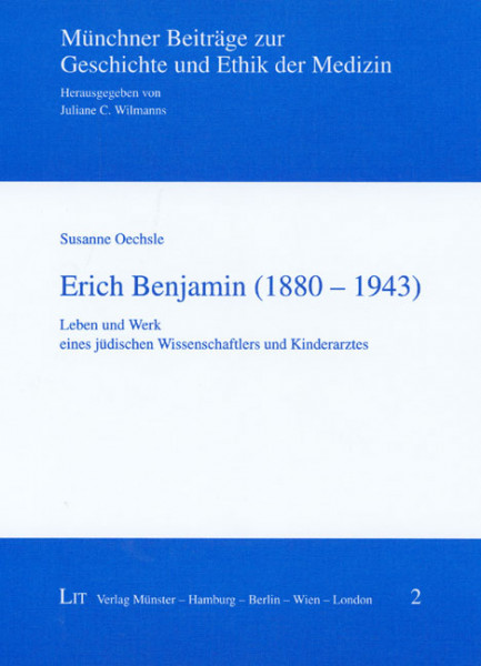 Erich Benjamin (1880-1943)