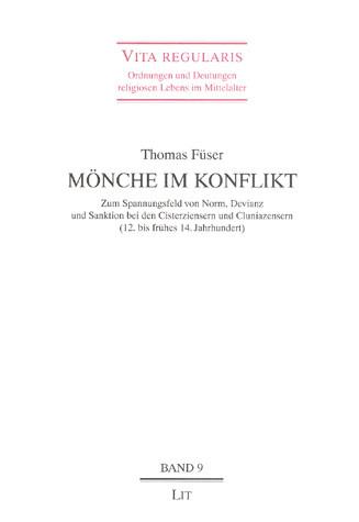 Mönche im Konflikt