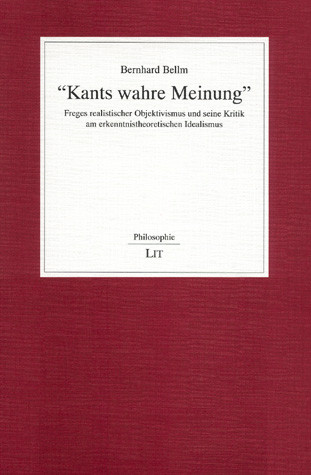 """Kants wahre Meinung"""