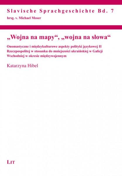 """""""Wojna na mapy"""", """"wojna na slowa"""""""