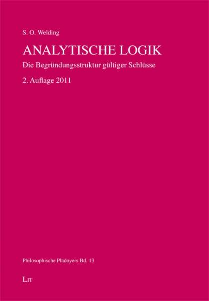 Analytische Logik