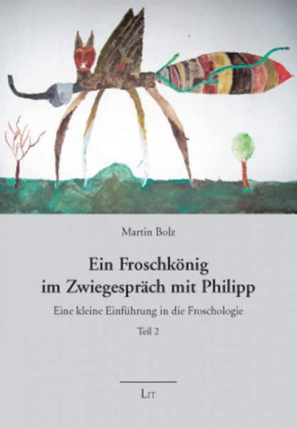Ein Froschkönig im Zwiegespräch mit Philipp