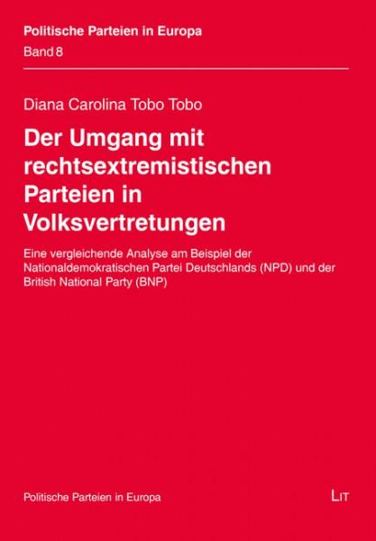 Der Umgang mit rechtsextremistischen Parteien in Volksvertretungen
