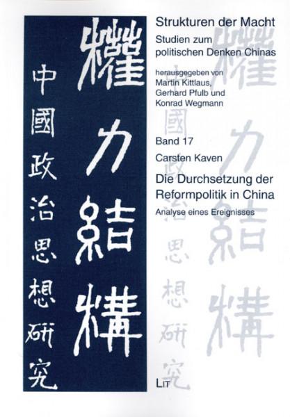 Die Durchsetzung der Reformpolitik in China