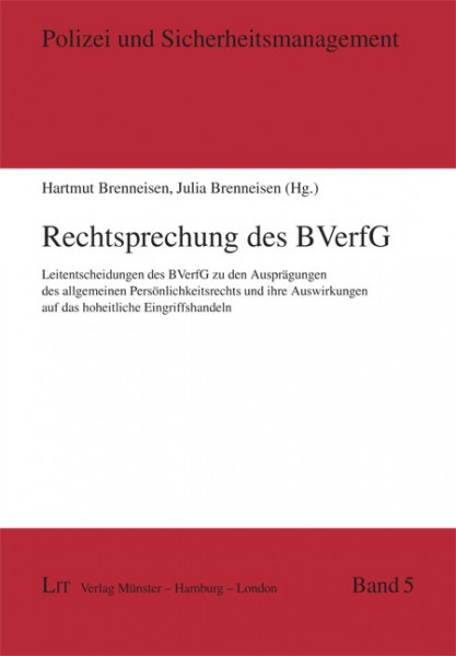 Rechtsprechung des BVerfG