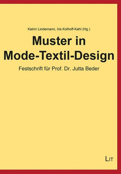 Muster in Mode-Textil-Design