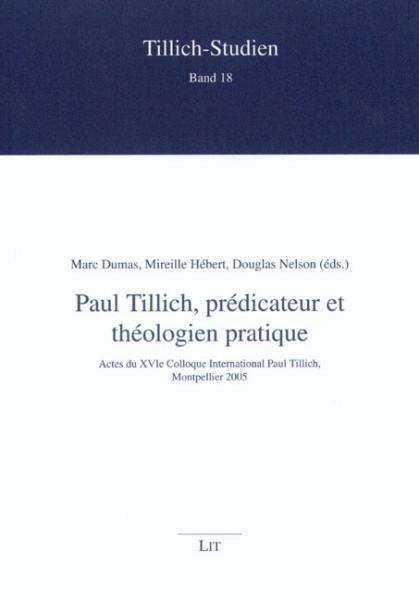 Paul Tillich, prédicateur et théologien pratique