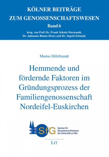 Hemmende und fördernde Faktoren im Gründungsprozess der Familiengenossenschaft Nordeifel-Euskirchen