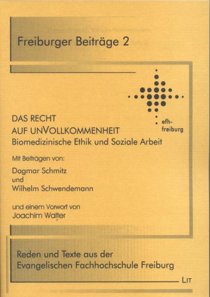 Biomedizin, Ethik, Soziale Arbeit