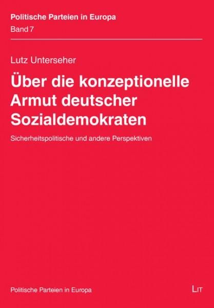 Über die konzeptionelle Armut deutscher Sozialdemokraten