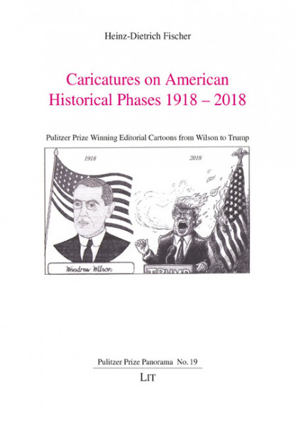 Caricatures on American Historical Phases 1918-2018