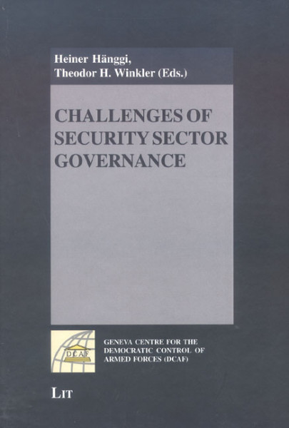 Challenges of Security Sector Governance