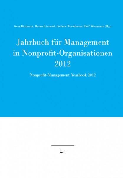 Jahrbuch für Management in Nonprofit-Organisationen 2012