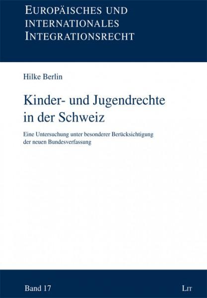 Kinder- und Jugendrechte in der Schweiz