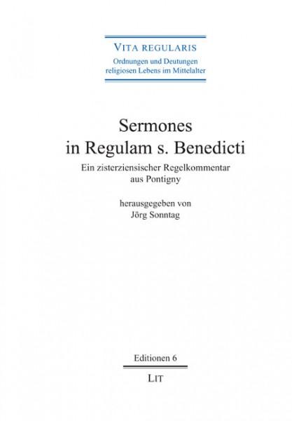 Sermones in Regulam s. Benedicti