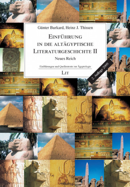 Einführung in die altägyptische Literaturgeschichte II