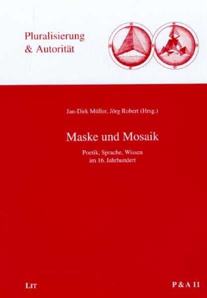 Maske und Mosaik