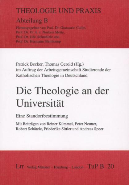 Die Theologie an der Universität