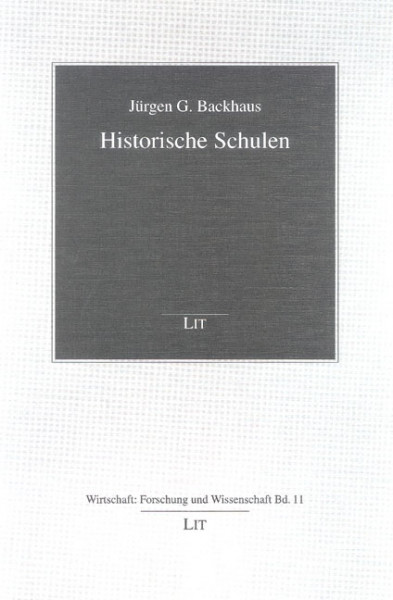Historische Schulen