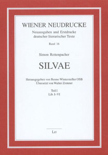 Silvae (lateinisch/deutsch) Teil I: Lib. I-VI