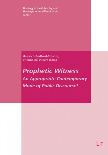 Prophetic Witness