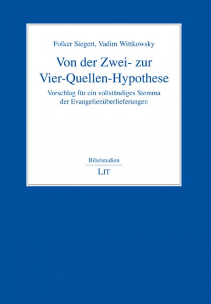 Von der Zwei- zur Vier-Quellen-Hypothese