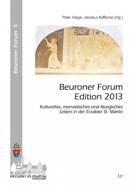 Beuroner Forum Edition 2013