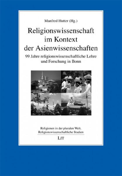 Religionswissenschaft im Kontext der Asienwissenschaften
