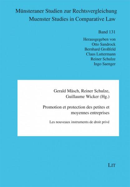 Promotion et protection des petites et moyennes entreprises