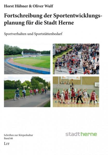 Fortschreibung der Sportentwicklungsplanung für die Stadt Herne