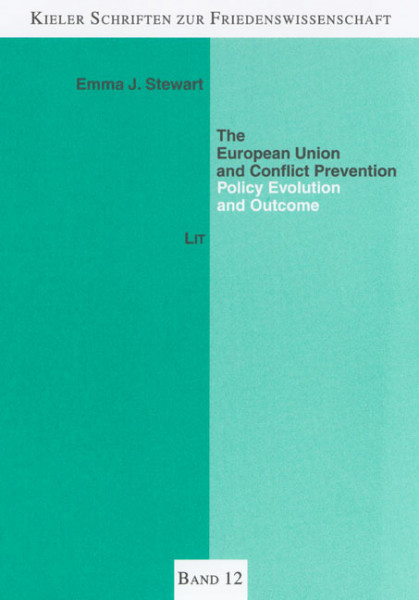 The European Union and Conflict Prevention
