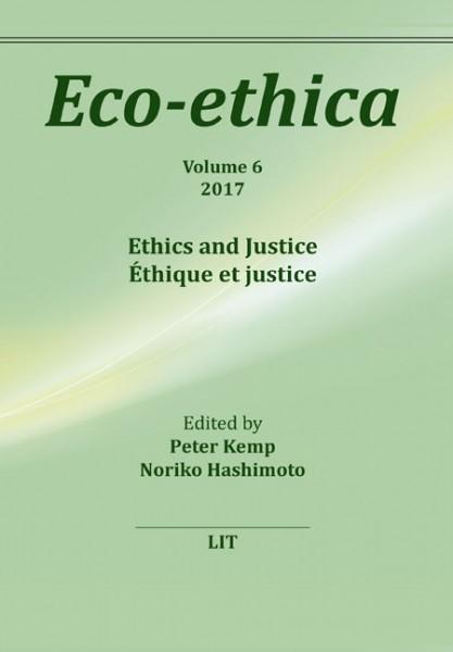 Ethics and Justice. Éthique et justice