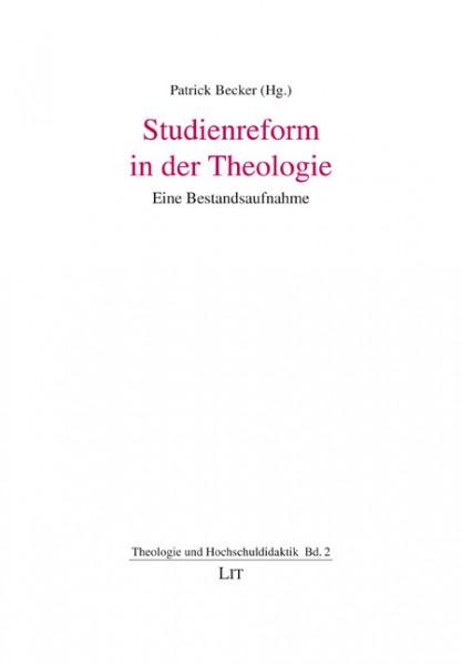 Studienreform in der Theologie