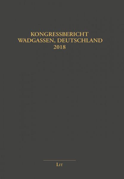 Kongressbericht Wadgassen, Deutschland 2018